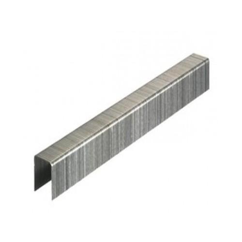 Agrafe F 8 mm inox boite de 6400