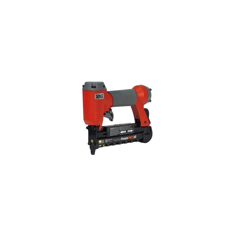 Cloueur pneumatique Finishpro 10 pour micropins et super finettes