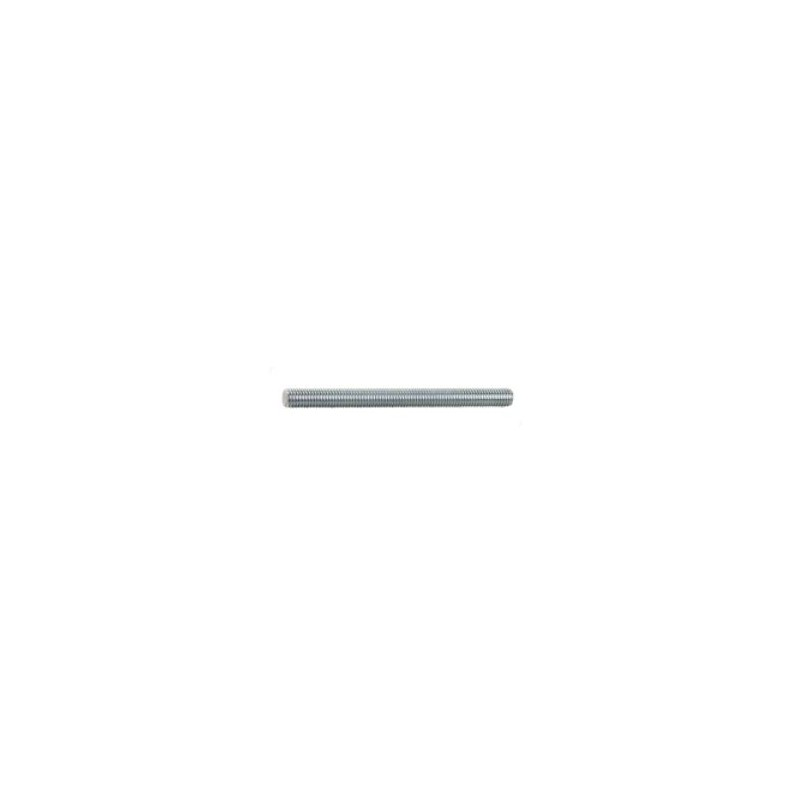 tige filetée acier zingué diamètre 6 mm