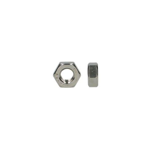 écrou hexagonal inox A2 diamètre 8 mm boite de 200