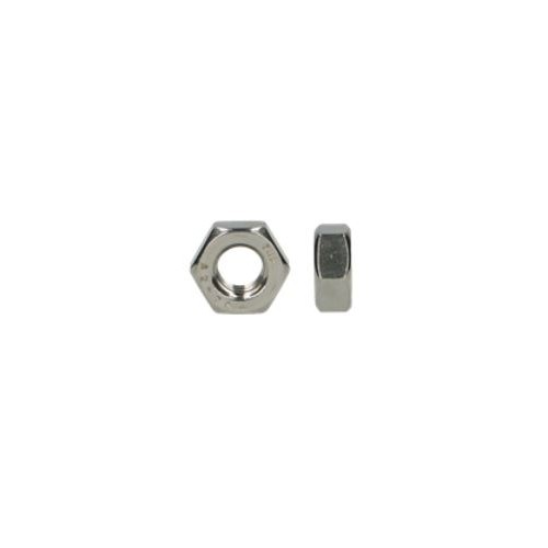 écrou hexagonal Inox A2 diamètre 18 mm boite de 50