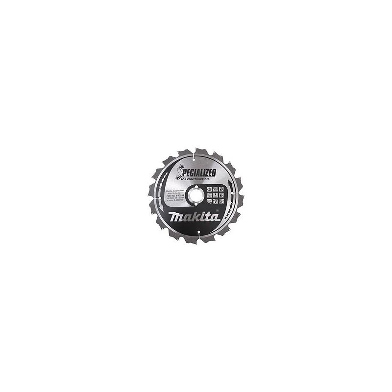 lame carbure pour scie circulaire diamètre 235 mm