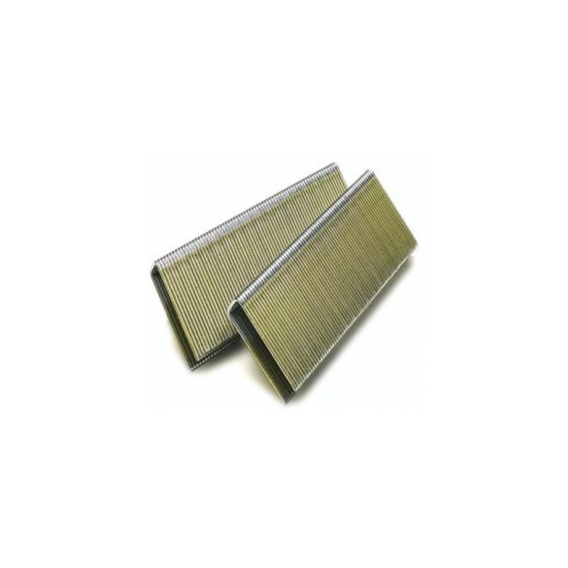 Agrafe N 25 mm galva boite de 19000