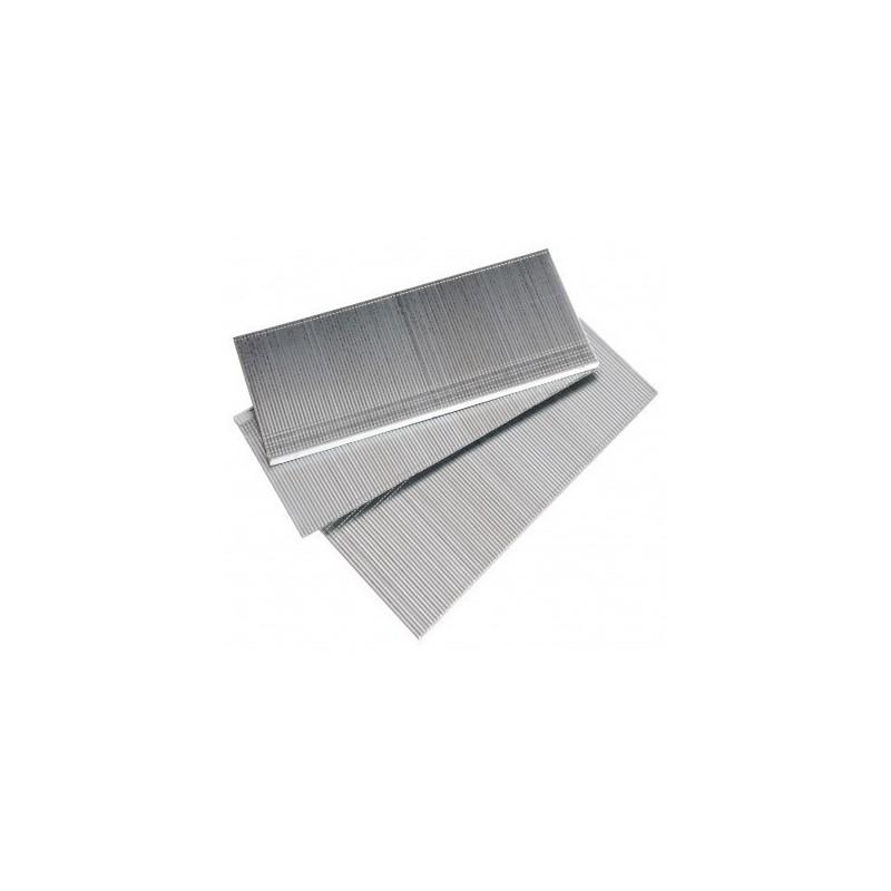 Pointes AX 25 mm galva boite de 5000