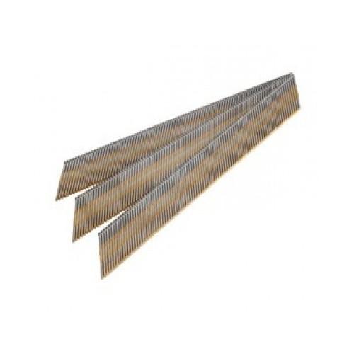 Clous DA ou NF15 25 mm en bande galva boite de 2000